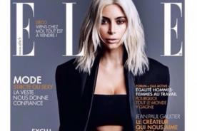 Kim Kardashian: Después de varias fotos desnuda ahora impacta con esta portada