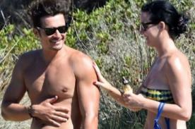 Fotos sin censura de Orlando Bloom junto a Katy Perry alborotan la web