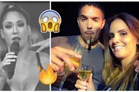 Blanca Rodríguez cuenta por qué no terminó con Juan Manuel Vargas pese al romance de él con Tilsa Lozano