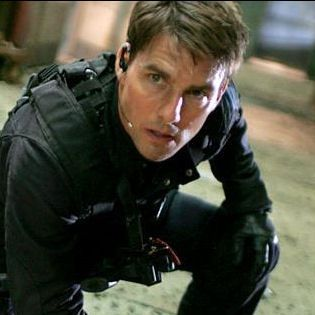 Tom Cruise: Amo lo que hago