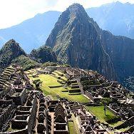 Del Perú para el Mundo: Machu Picchu en página principal de Google