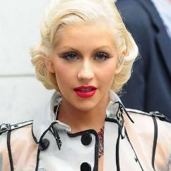 Christina Aguilera se inspira en su música con trabajos de caridad
