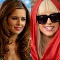 Cheryl Cole es más famosa que Lady Gaga en el Reino Unido
