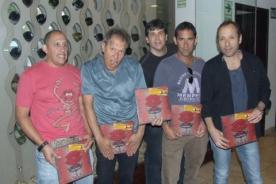 Raúl Romero y su banda raya en ventas con último disco