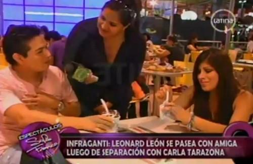Video: Ampayan a ex de Karla Tarazona con otra mujer