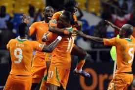 Copa África: Costa de Marfíl clasificó a la final tras derrotar a Malí