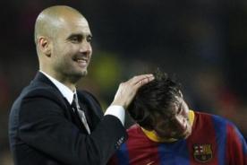 Barcelona: Lionel Messi no asistió a la despedida de Guardiola por pena