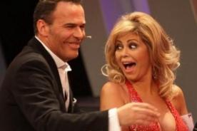 Carlos Lozano sobre coqueteos con Gisela: Se dan porque soy galante