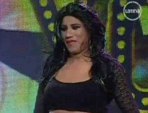 Video: Maricarmen Marín confundió a travesti en Yo Soy