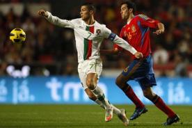 Goles del España vs Portugal (0-0) (4-2) - Video de los penales - Eurocopa 2012