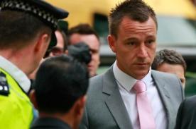 John Terry fue declarado inocente en el juicio por racismo