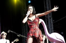Katy Perry visitaría el Perú en sus vacaciones