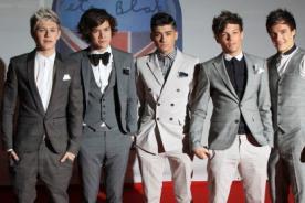 One Direction: Ya hemos grabado seis canciones