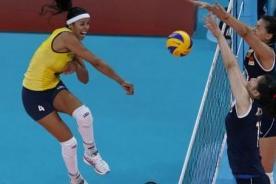 Londres 2012: Brasil derrota a Rusia y clasifica a semifinales de vóley