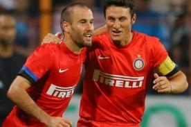 Goles del Vaslui vs Inter de Milán (0-2) - Europa League - Video