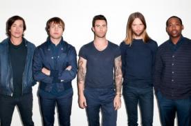Maroon 5 en Lima: La agrupación llegó anoche a la capital