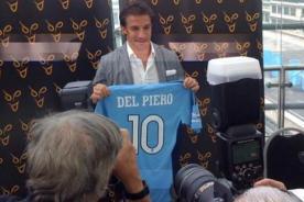 Del Piero jugará en el Sydney de Australia las próximas dos temporadas