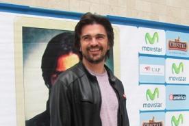 Juanes deseó suerte a su imitador en Yo Soy