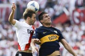 Goles del River Plate vs Boca Juniors (2-2) - Torneo Inicial - Video