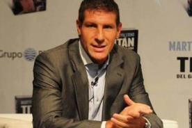 Fútbol Argentino: Martín Palermo será el nuevo técnico de Godoy Cruz