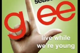 Glee: 'Live While We're Young' de One Direction en nuevo episodio - Audio