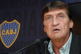 Fútbol Argentino: Julio César Falcioni dejó de ser técnico de Boca Juniors