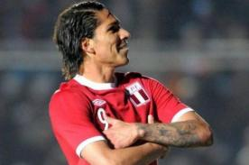 Paolo Guerrero figura en el ataque del once ideal del 2012 junto a Neymar