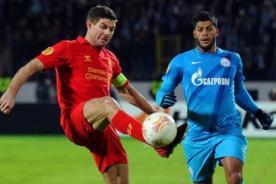 Liverpool vs Zenit en vivo (3-1) por ESPN - UEFA Europa League