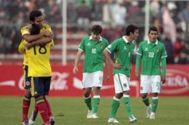 Colombia vs Bolivia en vivo por CMD (4-0) Eliminatorias Brasil 2014