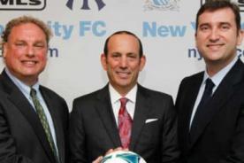 Los Yanquis y Manchester City se unen para adquirir un equipo de la MLS