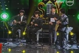 Yo Soy: 'The Beatles' pasa a la siguiente fase del casting - Video