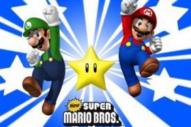 Mario Bros: Desmienten que Mario y Luigi sean pareja homosexual