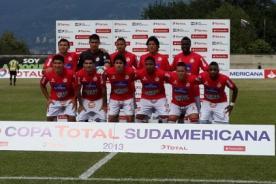 Resultado del partido: Itagüi vs Juan Aurich (3-0) - Copa Sudamericana