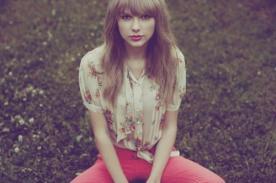 Taylor Swift muy interesada en seguir una carrera de actriz