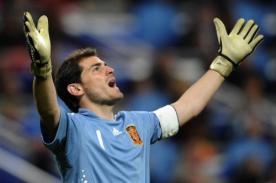 Iker Casillas atajará en un partido oficial luego de ocho meses
