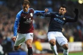 Video - Premier League: Aston Villa remontó 3 a 2 al Manchester City