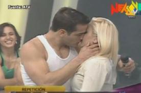 Combate: ¿Ernesto y Yamila Piñero pasan del odio al amor? - Video