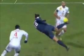 Video: PSG goleó al Bastia con espectaculares goles de Ibrahimovic y Cavani