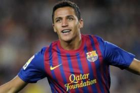 Video: Barcelona venció 1-0 a Espanyol con gol de Alexis Sánchez