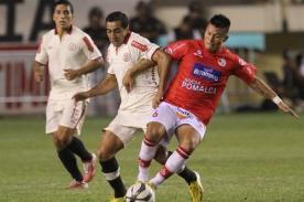 En vivo por GolTV: Juan Aurich vs Universitario (2-4) Minuto a minuto – Descentralizado 2013
