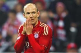 Estrella del Bayern Munich no podrá jugar el Mundial de Clubes 2013