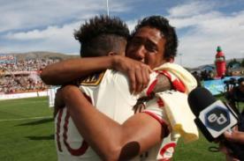 Christofer Gonzales: Siento una alegría inmensa por este campeonato