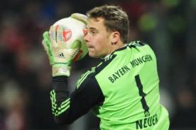 Arquero de Bayern Munich fue el mejor del 2013 según la IFFHS