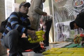 Intentan aprovechar el Dakar 2014 para llevar droga a Brasil
