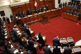 Ollanta Humala dará discurso sobre fallo de La Haya Perú-Chile en el Congreso
