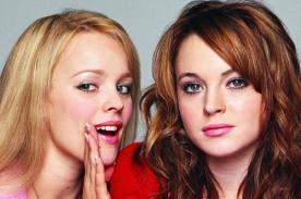 Lindsay Lohan iba a ser 'Regina George' en Mean Girls
