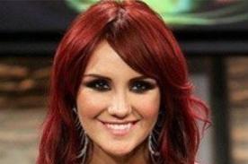 Dulce María lanza nuevo videoclip titulado 'Antes que ver el sol'