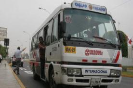 Crean evento en Facebook para boicotear a empresa de transporte Orion