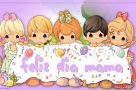 Imágenes de tarjetas lindas para mamá en el Día de la madre