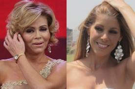 Hoy Gisela Valcárcel y Viviana Rivas Plata tendrán esperado encuentro